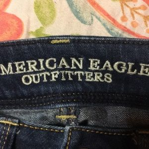 American Eagle Outfitters Jeans - AE kick boot jeans!